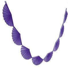 Purple+Semi+Fanburst+Garland+-+OrientalTrading.com