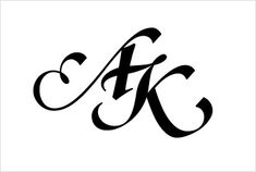 MONOGRAM DESIGN / unique monogram designs for personal use, logotypes, tattoo designs, special event such as a wedding or to mark an anniversary Monogram Design, Monogram Logo, Lettering Design, Cool Designs To Draw, Two Letter Logo, Love Wallpaper Backgrounds, Wallpapers, Alphabet Tattoo Designs, Best Friend Cards