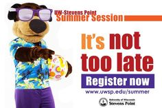 Register for summer courses now - catch up, get ahead or just keep your next semesters a bit lighter!