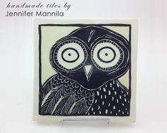 Jennifer Mannilan handmade tiles