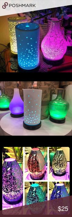 Essecential oils and diffusers 10% off Have you been wanting a diffuser? During February all diffusers are ON SALE 10% OFF  (Marked down to $117) and CHOOSE 3 FREE OILs! Eucalyptus Lavender Mint  Jasmine White Tea  Lavender Orange Blossom  Lemongrass Cucumber Lime  Orange Strawberry Melon  Pear Lime Spice  Pecan Sugarcane Vanilla  Rose Chamomile Lavender  Vanilla Cinnamon Clove  Vanilla Nutmeg Cardamom   16 lighting options 3 misting settings Lifetime Warranty Award Winning Diffuser…
