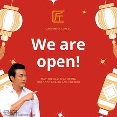 Carpenters.com.sg 匠 we hope you had a great time celebrating the lunar new year and we resume usual operations today!  11am to 8pm come on down with your floor plan and engage in a professional design consultation with our designers.   http://ift.tt/1a11dZH | http://ift.tt/1U8D2Un | http://ift.tt/212hQjr  Why Choose Carpenters.com.sg 匠 - CASETRUST RCMA Joint Accreditation  - BCA Accredited  - RADAC Accredited - HDB Registered Renovator - Singapore Quality Brand 2015 - Singapore Successful…