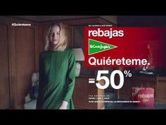IMPERATIVO + PRONOMBRES #Quiéreteme - Rebajas El Corte Inglés - YouTube