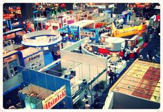 Creating Truly Unique Trade Show Displays In A Tiny Floor Space