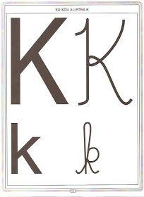 Moldes de Letras do Alfabeto para Imprimir E colorir - Bela & Estilos -