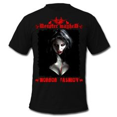 http://www.mayhem-7.com/monster/  Monster MayheM shirt - Like & Share!  #Monster #Vampire #Succubus #Scary #fantasy #art #RPG #magic #Leviathan #Abyss #Cthulhu #creepy #retro #oldschool #Zombie #creature #enchanted #beast #Wolf #dark #Werewolf #Goddess #Mythology #Medusa #Godzilla  MayheM-7 - High quality apparel & accessories with a wide variety of styles and designs  Facebook: https://www.facebook.com/mayhem7shop