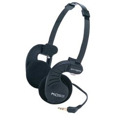 Koss SportaPro Stereo Headphones * Check this awesome product by going to the link at the image.Note:It is affiliate link to Amazon.