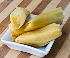 Tamales de Guayaba