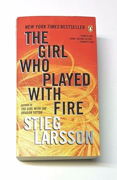 Millennium: The Girl Who Played with Fire by Stieg Larsson (2009, Paperback) | eBay