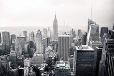 Non-woven photo wallpaper cm Premium Plus Wall Mural Photo Wallpaper – Empire State Building Big Apple New York City USA Manhattan Skyline No. 2 – No. Manhattan Skyline, New York Skyline, City Wallpaper, Photo Wallpaper, New York City, Picture Frames Online, Black And White City, Minimalist Wallpaper, Great Backgrounds