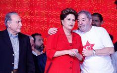 Nova estratégia para salvar Dilma foi desenhada por Lula