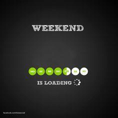 Der Blick auf die Uhr verrät…  #Weekend #Wochenende #Wochenendepost #WeekendPost