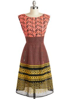 Tracy Reese Avant Garden Gala Dress, #ModCloth