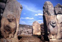 Hattuşaş (Hattusa), Turkey  Hattusa was the capital of the Hittite Empire in the late Bronze Age. Its ruins lie near modern Boğazkale, Turkey, within the great loop of the Kızılırmak River.  Hattusa was added to the UNESCO World Heritage list in 1986.  http://en.wikipedia.org/wiki/Hattusa