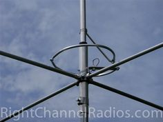 The Maco is a high-power base station CB antenna that can handle watts and includes a ground-plane kit. Ham Radio Antenna, All Band, Emergency Preparedness, Wind Turbine, Are You The One, Communication, Base, Radios, Aficionados