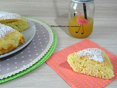 Torta+limone+e+yogurt+soffice+e+spugnosa