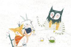 benjamin - valeria cardetti illustration