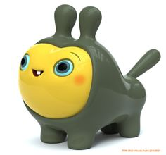 Beautiful Art Toys by Japanese artist Hiroshi Yoshii