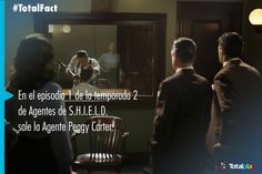 Marvel, SHIELD, Agente Carter, Datos curiosos #Movies #Personajes #Películas #Funny #Diversión #Series #TVShows #Facts