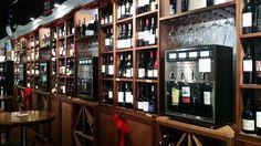 WineStation at Corks Caps & Taps.