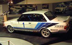 Gr.A Volvo 240