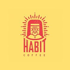 Habit Coffee by @lauramakesstuff