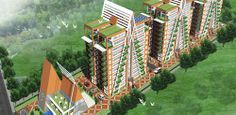 Hanging Gardens  Multistorey Apartments  Area Range 1860-2745 Sq.ft  Price Call for Price  Location Nagavara,Bangalore  Bed Rooms 2BHK  More, http://bangalore5.com/project_details.php?id=210