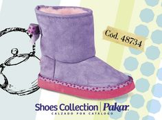 Botas Niñas Shoes Collection Pakar