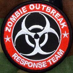 Zombie Outbreak Response Team Biohazard Patch