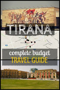 TIRANA - complete budget travel guide