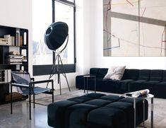 Sofa Tufty-Time -B&B Italia - Design by Patricia Urquiola