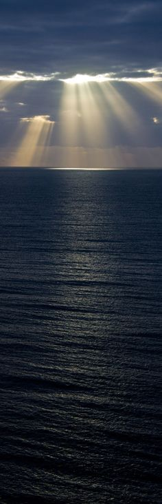 ♥ Ocean Dawn.. beautiful amazing