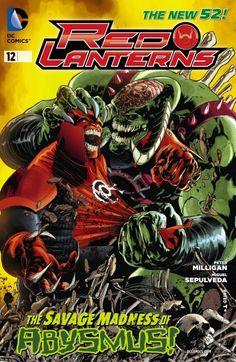 Red Lanterns #12 #RedLanterns #New52 #DC