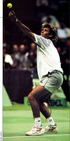 Andre Agassi - Nike Air Tech Challenge