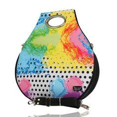 Báječné babí léto, bubliny, bublinky, bublifuk...široká cesta, vlahý vítr ve vlasech, strhující svoboda, nespoutaná...A taška na zadním sedadle. Jedeme!