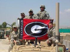 Too Precious. Proud to love Georgia.