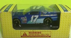 Ford Taurus Matt Kenseth #17 Die-cast race car scale 1/64 Collector toy model. #Bayer #Ford