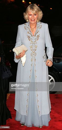 Camilla, Duchess of Cornwall arrives for a ladies only dinner with Sheikha Sabika, wife of the King of Bahrain, at her Palace in Manama, Bahrain on February (Photo by Anwar Hussein/WireImage) Manama Bahrain, Camilla Duchess Of Cornwall, Camilla Parker Bowles, Prince Charles And Camilla, Herzog, Royal Fashion, Duke And Duchess, Royals, Palace