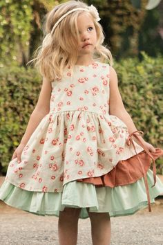 Persnickety Clothing | Ellie Bustle Dress