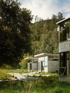 "kazu721010: "" Spring Ranch / Feldman Architecture Photos © Joe Fletcher """