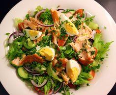 Savulohisalaatti | Kulinaari