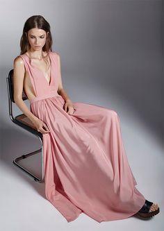 Look de Luisa Farani, que virou notícia quando Marcela Temer usou um vestido dela.