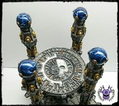 Void Shield Generator #ChaoticColors #commissionpainting #paintingcommission #painting #miniatures #paintingminiatures #wargaming #Miniaturepainting #Tabletopgames #Wargaming #Scalemodel #Miniatures #art #creative #photooftheday #hobby #paintingwarhammer #Warhammerpainting #warhammer #wh #gamesworkshop #gw #Warhammer40k #Warhammer40000 #Wh40k #40K #terrain #scenery #Scifi #VoidShield #Generator