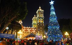 Spending Christmas in Puebla, Mexico All Over The World, Around The Worlds, Wanderlust, Trip Planning, Christmas, Travel, Wallpaper, Ice Skating, Ski