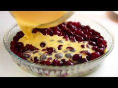 Французский десерт, в котором много начинки и мало теста — пирог-запеканка «Клафути» | NashaKuhnia.Ru