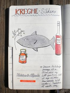 Moleskine Passions Recipe Journal - Lunch by Seayard, via Flickr