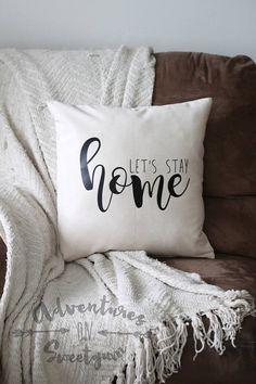 Throw Pillow Pillow Cover Farmhouse Decor Home Decor