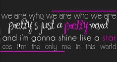 We Are Who We Are~Little Mix...love this song Little Mix Lyrics, How Ya Doin, Never Gonna, Pretty Words, Love Songs, Song Lyrics, Fails, Music, Magazines