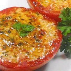 Pesto Tomatoes Allrecipes.com