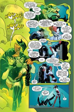 Harley Quinn Rescues Bruce Wayne 3